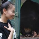 Ca nhạc - MTV - Thu Minh bật khóc kêu gọi bảo vệ động vật