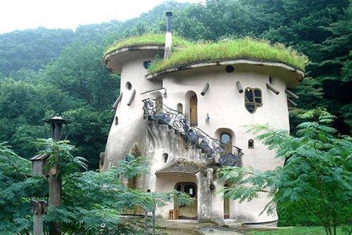 Độc và lạ những ngôi nhà bước ra từ cổ tích - 9