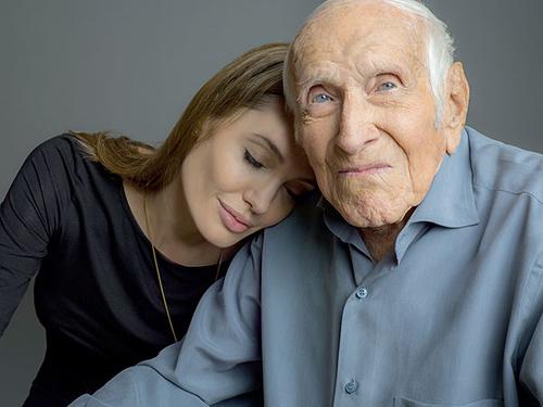 """Nguyên mẫu """"người hùng huyền thoại"""" của Angelina Jolie qua đời - 1"""
