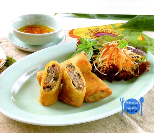 Hai món hải sản thơm ngon giàu dinh dưỡng cho sĩ tử - 2