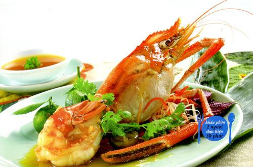 Hai món hải sản thơm ngon giàu dinh dưỡng cho sĩ tử - 1