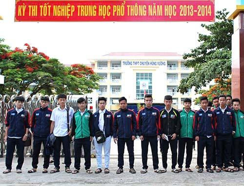 10 tuyển thủ U19 Việt Nam được tuyển thẳng vào ĐH - 1