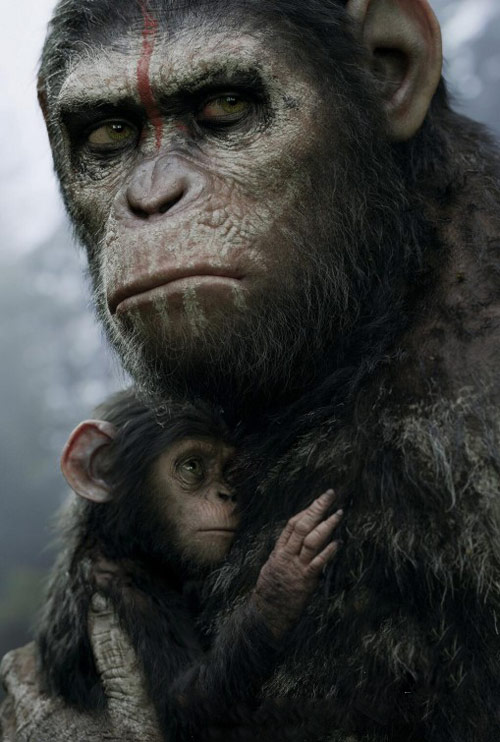 Tiết lộ kỹ xảo hình ảnh Hành Tinh Khỉ 2 - 2