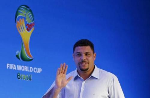 """Ronaldo """"béo"""" khuyên tiền đạo Brazil như thế nào? - 1"""