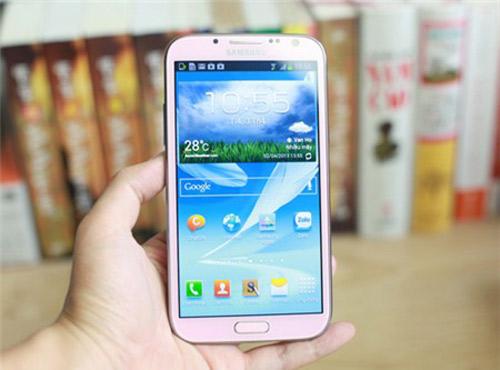 5 mẫu smartphone Samsung được cập nhật Android 4.4 - 2