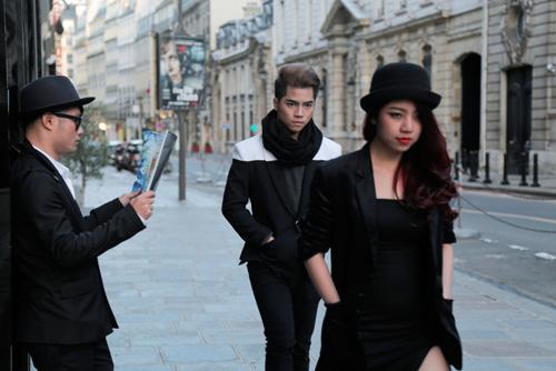 Trương Ngọc Ánh bị truy đuổi, xé váy tại Pháp - 5