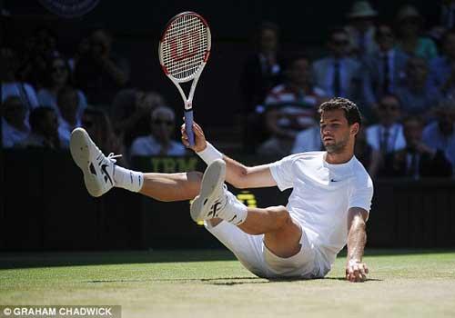 Djokovic – Dimitrov: Màn trình diễn đỉnh cao (Bán kết Wimbledon) - 1