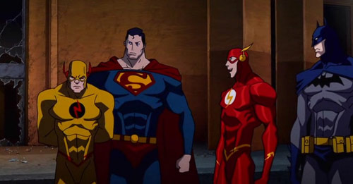 Trailer phim: Justice League: The Flashpoint Paradox - 5