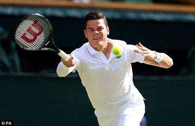 TRỰC TIẾP Federer – Raonic: Đẳng cấp (KT) - 5