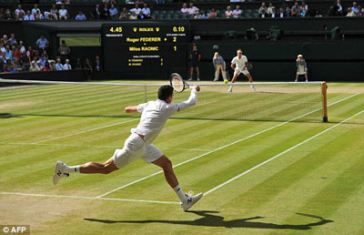 TRỰC TIẾP Federer – Raonic: Đẳng cấp (KT) - 3