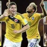 Bóng đá - Neymar vs James Rodriguez: Anh tài đụng độ