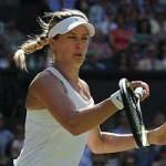 Thể thao - Tin HOT 4/7: Vào chung kết Wimbledon, Bouchard phấn khích