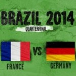 Bóng đá - Pháp – Đức: Thù xưa phải trả