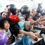 Bạn trẻ - Cuộc sống - Ái ngại văn hóa ứng xử của người Việt