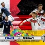 Bóng đá - TRỰC TIẾP Pháp - Đức: Nỗ lực bất thành (KT)