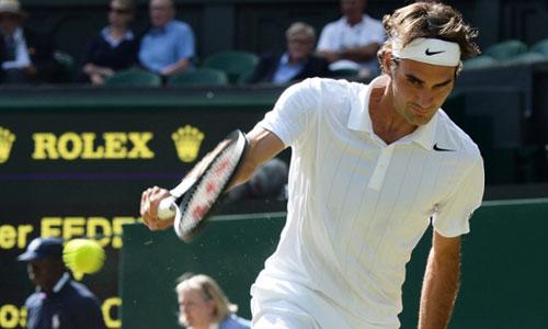 Federer - Raonic: 3 set một kịch bản (Bán kết Wimbledon) - 1