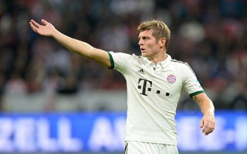 """Chi 25 triệu euro, Chelsea quyết nẫng Toni Kroos """"trước mũi"""" Real - 1"""