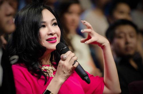 Ngỡ ngàng trước nhan sắc Thanh Lam, Mỹ Linh - 1