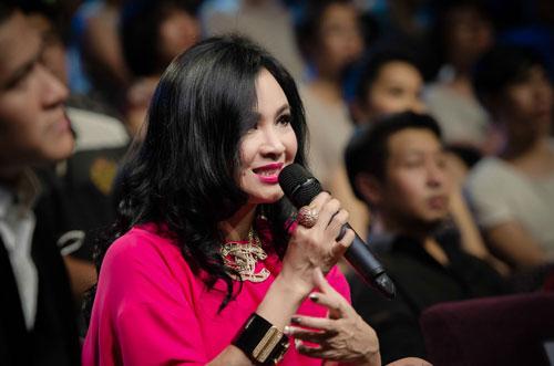 Ngỡ ngàng trước nhan sắc Thanh Lam, Mỹ Linh - 4