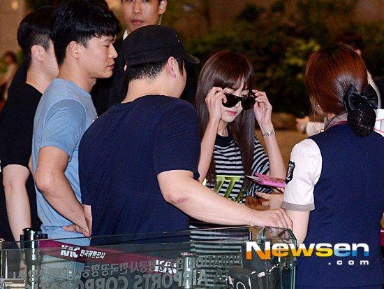 Park Bom (2NE1) xuất hiện lần đầu sau scandal ma túy - 5