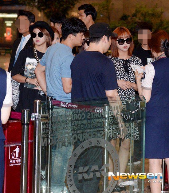 Park Bom (2NE1) xuất hiện lần đầu sau scandal ma túy - 7