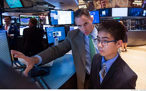 Bạn có đầu tư giỏi như cậu bé 13 tuổi? - 1