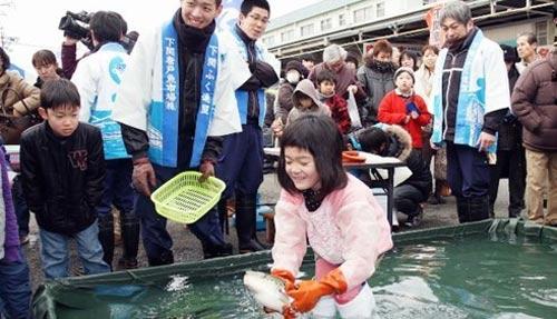 Độc đáo nghệ thuật ăn cá nóc của người Nhật - 4