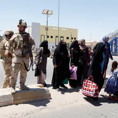 Iraq: 46 y tá Ấn Độ bất ngờ được thả tự do - 1