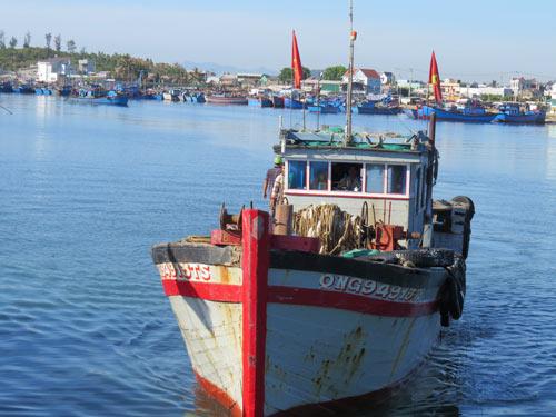 trung  quốc bắt ngư dân việt nam - 3