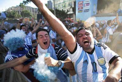 TRỰC TIẾP Argentina - Bỉ: Bỏ lỡ cơ hội (KT) - 4