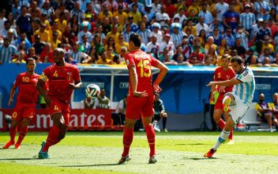 TRỰC TIẾP Argentina - Bỉ: Bỏ lỡ cơ hội (KT) - 8