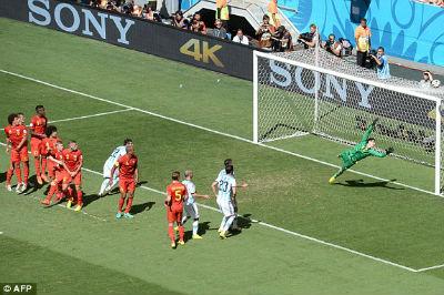 TRỰC TIẾP Argentina - Bỉ: Bỏ lỡ cơ hội (KT) - 9