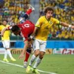 Bóng đá - Brazil - Colombia: Xứng danh đại chiến
