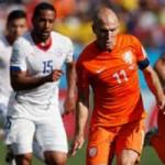 Bóng đá - Hà Lan - Costa Rica: Gặp lốc, hay bị sốc?