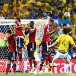 Góc 3D: Siêu phẩm đá phạt giúp Brazil đi tiếp