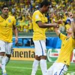Bóng đá - Brazil: Nín thở sau siêu phẩm của David Luiz