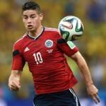Bóng đá - M.U quyết phá kỷ lục chiêu mộ James Rodriguez