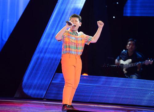 Cẩm Ly bất ngờ thắng lớn tại The Voice Kids - 10