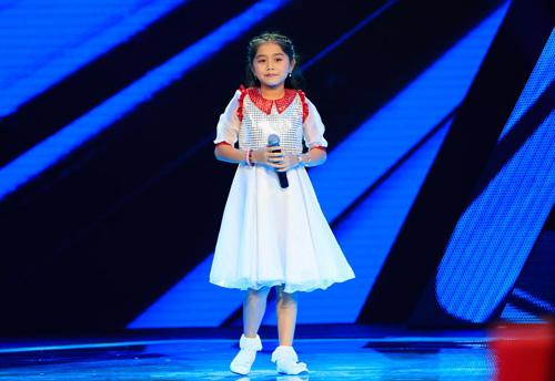 Cẩm Ly bất ngờ thắng lớn tại The Voice Kids - 4