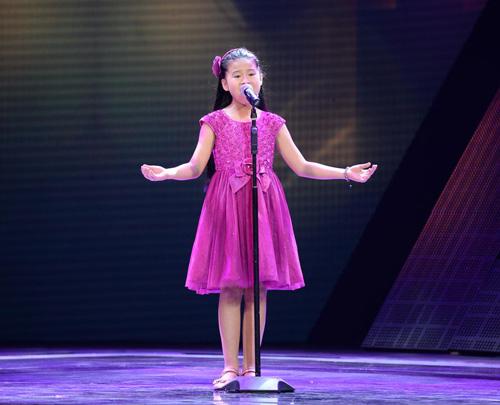 Cẩm Ly bất ngờ thắng lớn tại The Voice Kids - 7