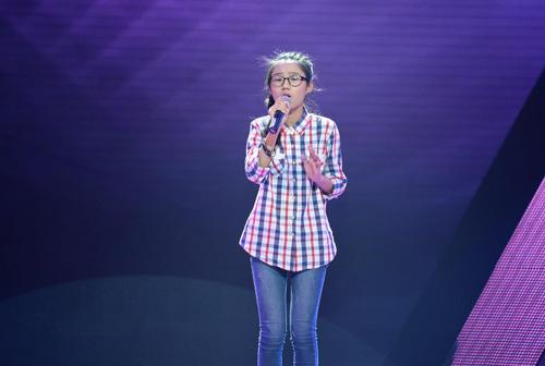 Cẩm Ly bất ngờ thắng lớn tại The Voice Kids - 8