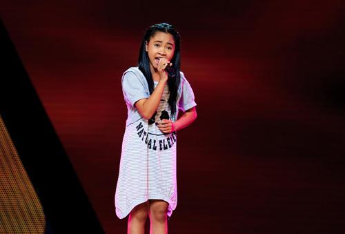 Cẩm Ly bất ngờ thắng lớn tại The Voice Kids - 3