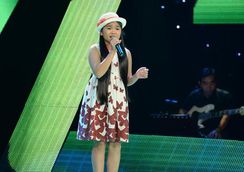 Cẩm Ly bất ngờ thắng lớn tại The Voice Kids - 1