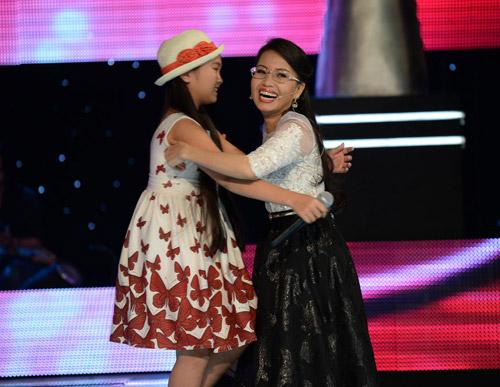 Cẩm Ly bất ngờ thắng lớn tại The Voice Kids - 2