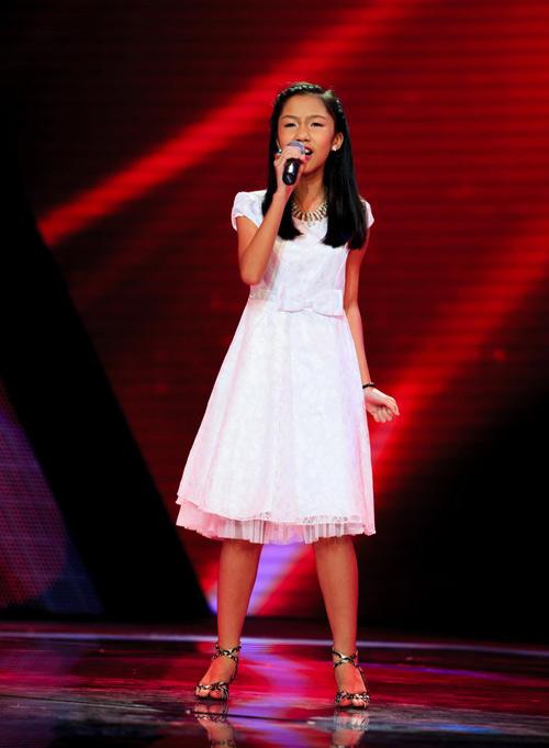 Cẩm Ly bất ngờ thắng lớn tại The Voice Kids - 9
