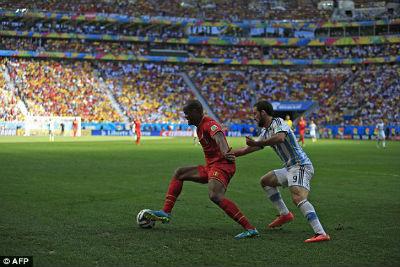 TRỰC TIẾP Argentina - Bỉ: Bỏ lỡ cơ hội (KT) - 11