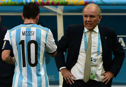 Bỉ không phục chiến thắng của Argentina - 1