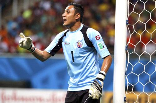 """""""Thủ môn Costa Rica xuất sắc nhất World Cup"""" - 1"""