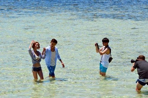 Hòn đảo xanh thần tiên ở biển Cebu - 13