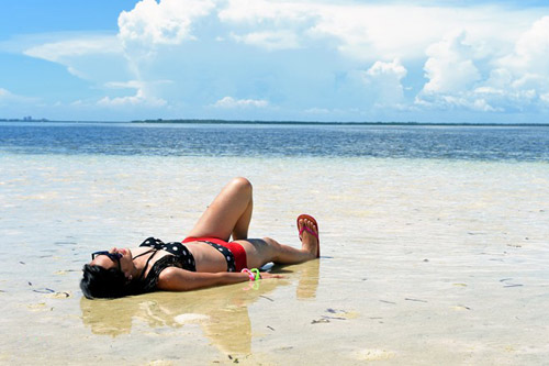 Hòn đảo xanh thần tiên ở biển Cebu - 14